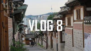 Vlog 8 - Gyeongbokgung Palace, Changdeokgung Palace, Bukchon Hanok Village et Cheonggyecheon
