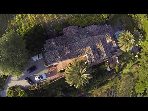 Фото Beautiful Central Coast hillside vineyard FPV flying! #fpv #drones #santacruz #crossfire #gopro #tbs