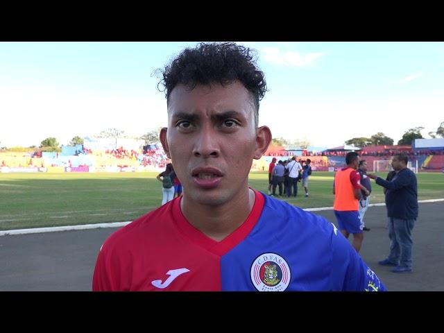 Declaraciones de Bryan Landaverde | FAS 2-0 Santa Tecla | Jornada 2 - Clausura 2020