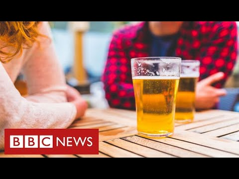 """""""Enjoy summer safely"""" says PM as pubs and restaurants open in England - BBC News"""