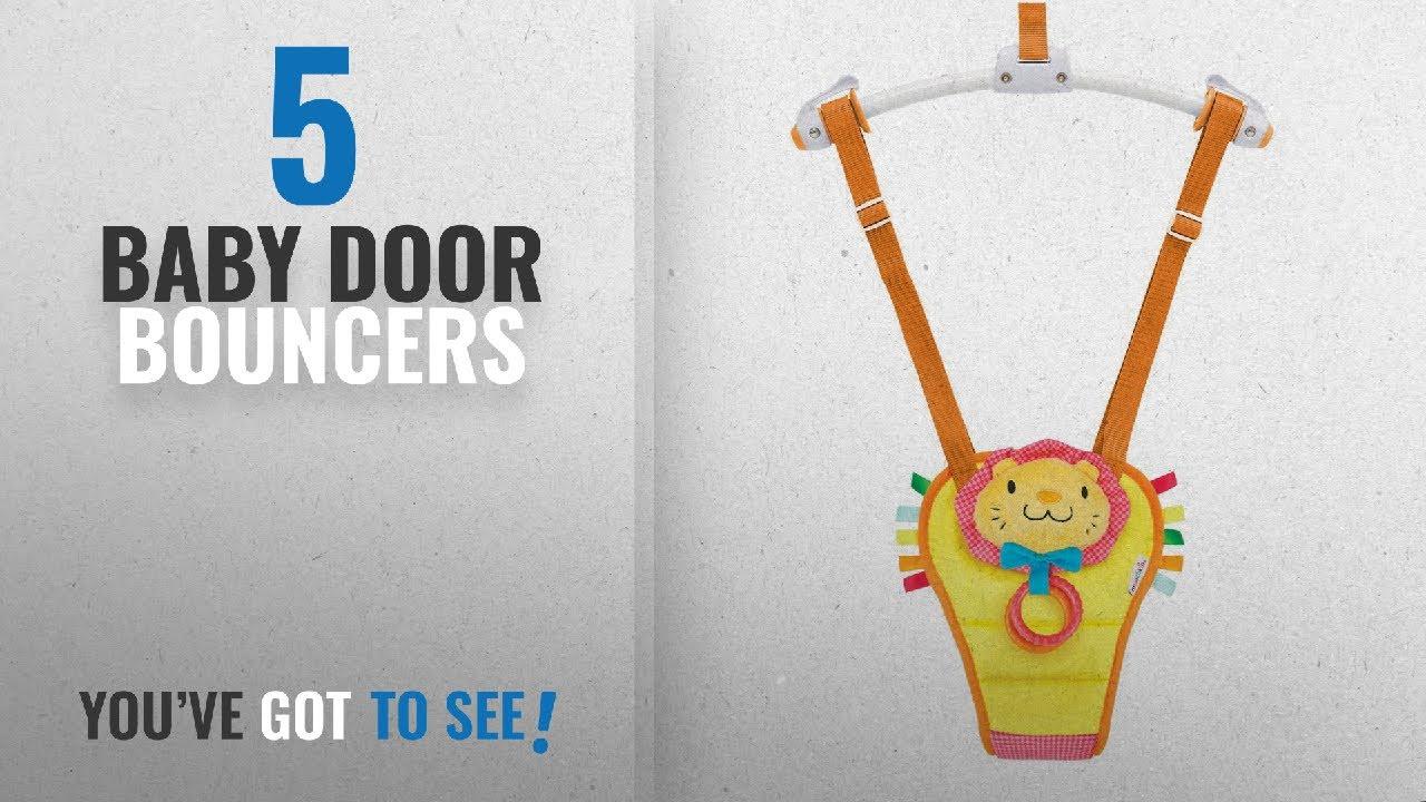 Top 10 Baby Door Bouncers [2018] Munchkin Bounce and Play Baby Door Bouncer (Lenny the Lion)  sc 1 st  YouTube & Top 10 Baby Door Bouncers [2018]: Munchkin Bounce and Play Baby Door ...