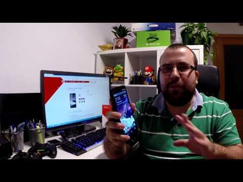Vodafone Smart 4 Max - Review y características del nuevo phablet