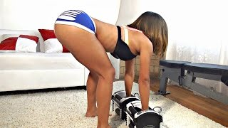 Deadlifts for Nice Butt and Legs