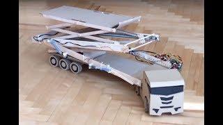 DIY Foldable Mobile Bridge