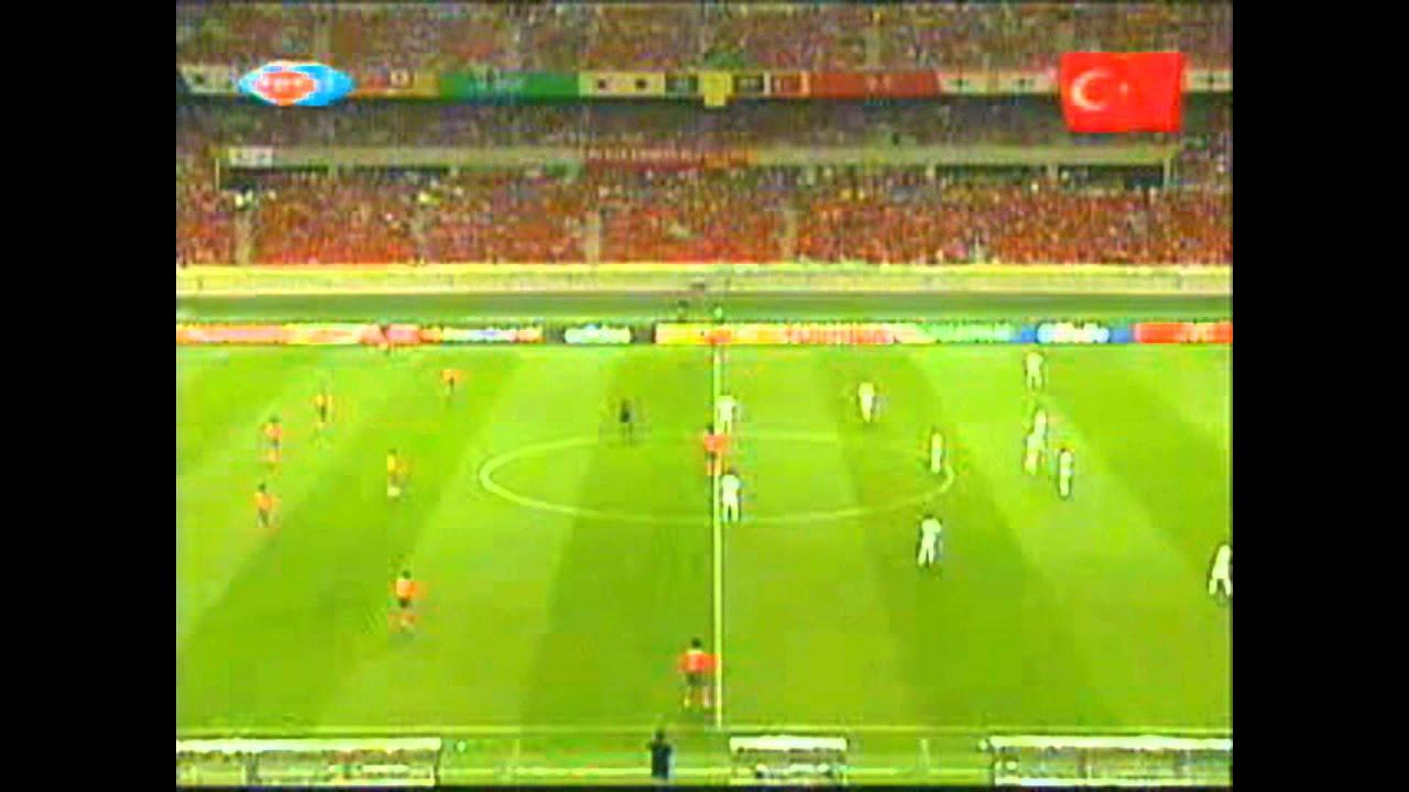 Hakan Şükür 9 Saniyede Gol