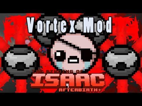 The Binding of Isaac Afterbirth Plus |Brimstone Everywhere! | Vortex Orb Mod