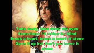Baixar - Alice Cooper I Ll Never Cry Pics And Lyrics Youtube Flv Grátis
