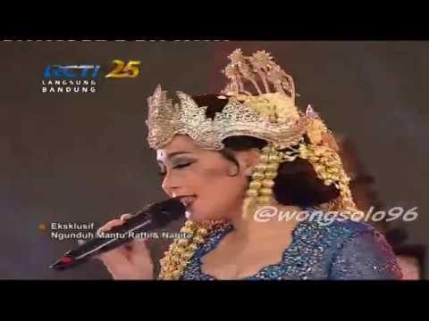 Nagita Slavina nyanyi REALITA CINTA | Eksklusif Ngunduh Mantu Raffi & Nagita