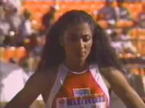 W 200m - Florence Griffith-Joyner - 21.34 - Seoul (Kor) - 1988 - World Record