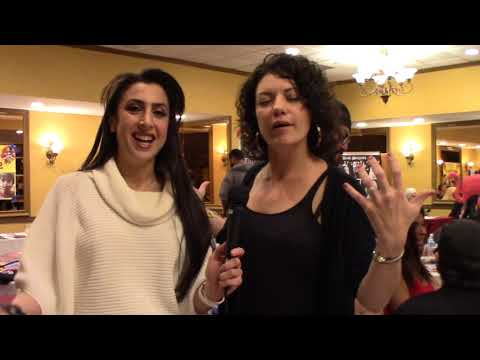 Tiffany Shepis w/ Actress Danielle Najarian