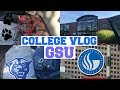   TRISTAN'S COLLEGE VLOG!!   (Georgia State University)