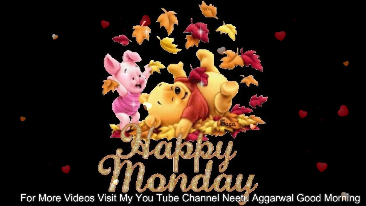 Happy Monday Wishes Greetings Sms Sayings Quotes E card Wallpapers Good Morning Whatsapp video