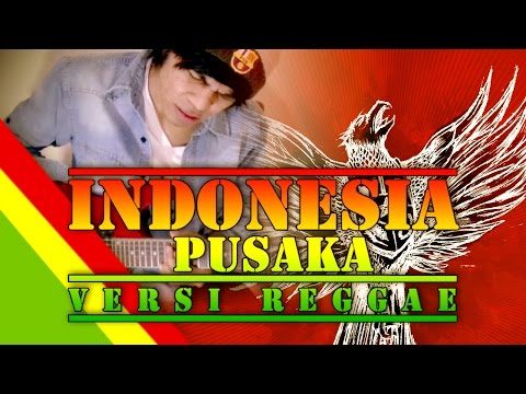 Lagu Indonesia Pusaka Gitar Cover Versi Reggae By Mr. Jom