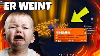 Scammer wurde gescammt !!! ER WEINT..😭 - PRANK an meine Abonnenten! Fortnite Rette die Welt