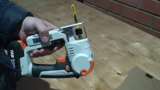 Аккумуляторный лобзик DEXTER