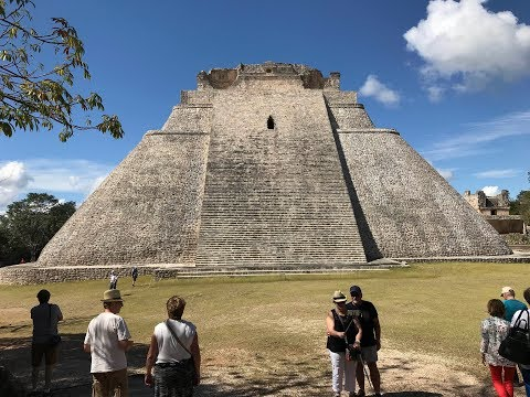 "Ancient Uxmal In Mexico: Why Does Its Name Mean ""Built Three Times?"""