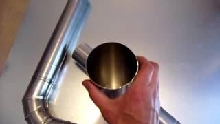 видео труба нержавеющая