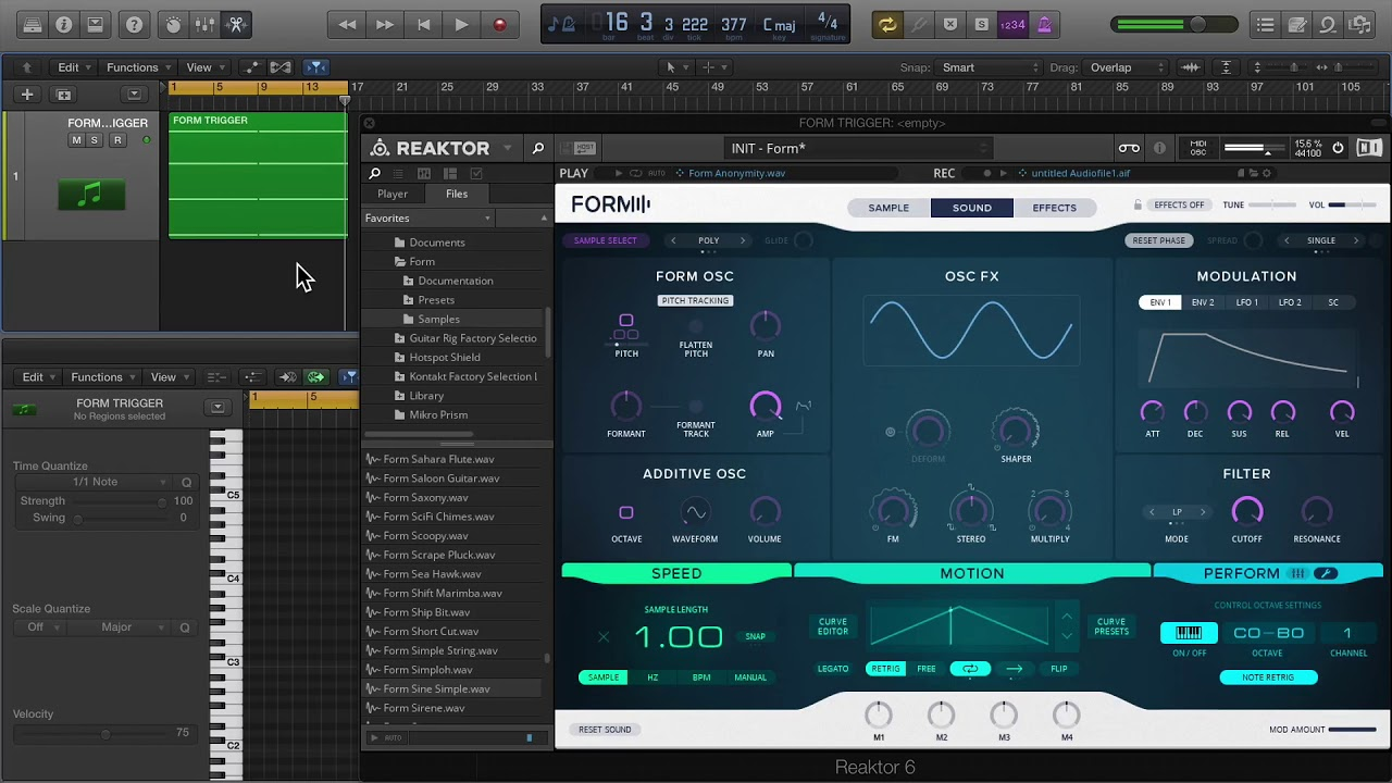 How to: make Shepard tones | Native Instruments - YouTube  How to: make Sh...