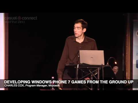 Developing Windows Phone 7 Games from the Ground Up | Charles COX