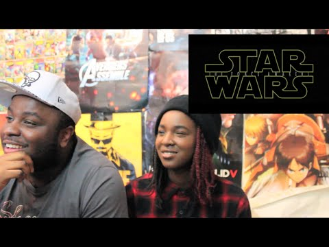 Star Wars: The Force Awakens Trailer (Official) REACTION + THOUGHTS!!!