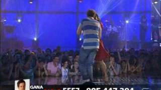 Actuación High School Musical (Daniel Diges y Macarena) en Gala 14 OT 2008