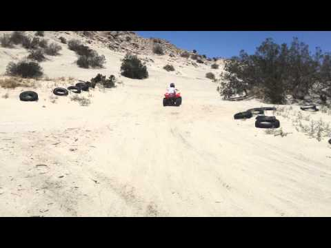 Off road rentals Palm Springs! Last ride in!
