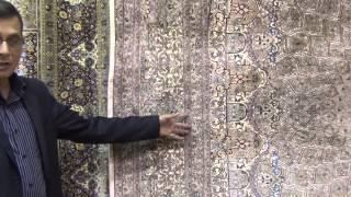 Шоппинг в Дубае - магазин ковров в Мадинат Сук