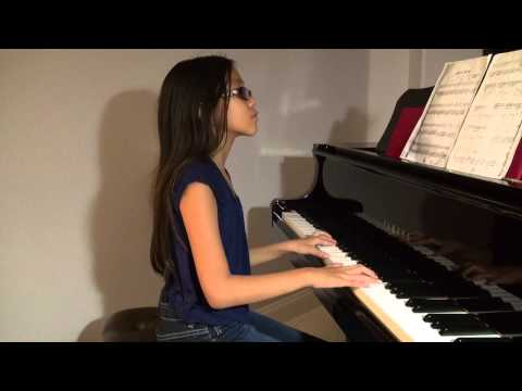Vera's Theme played by 11 year old