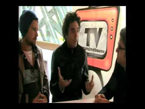 Balibo -  Cast Interview - filmed by Around Melbourne TV
