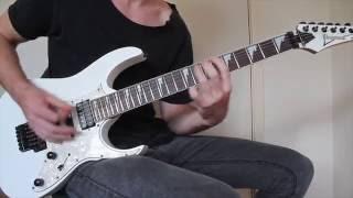 Beyblade Theme Song on Guitar