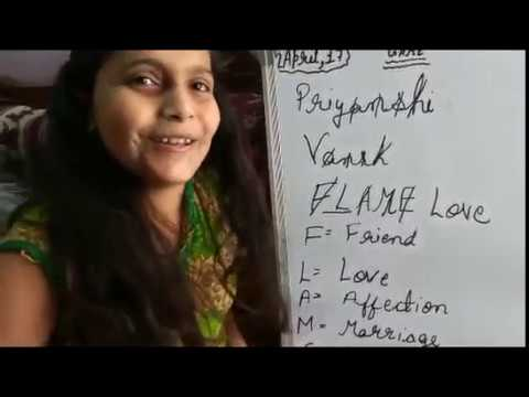 Flame Game by Priyanshi