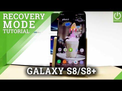 Recovery Mode SAMSUNG G950F Galaxy S8 - HardReset info