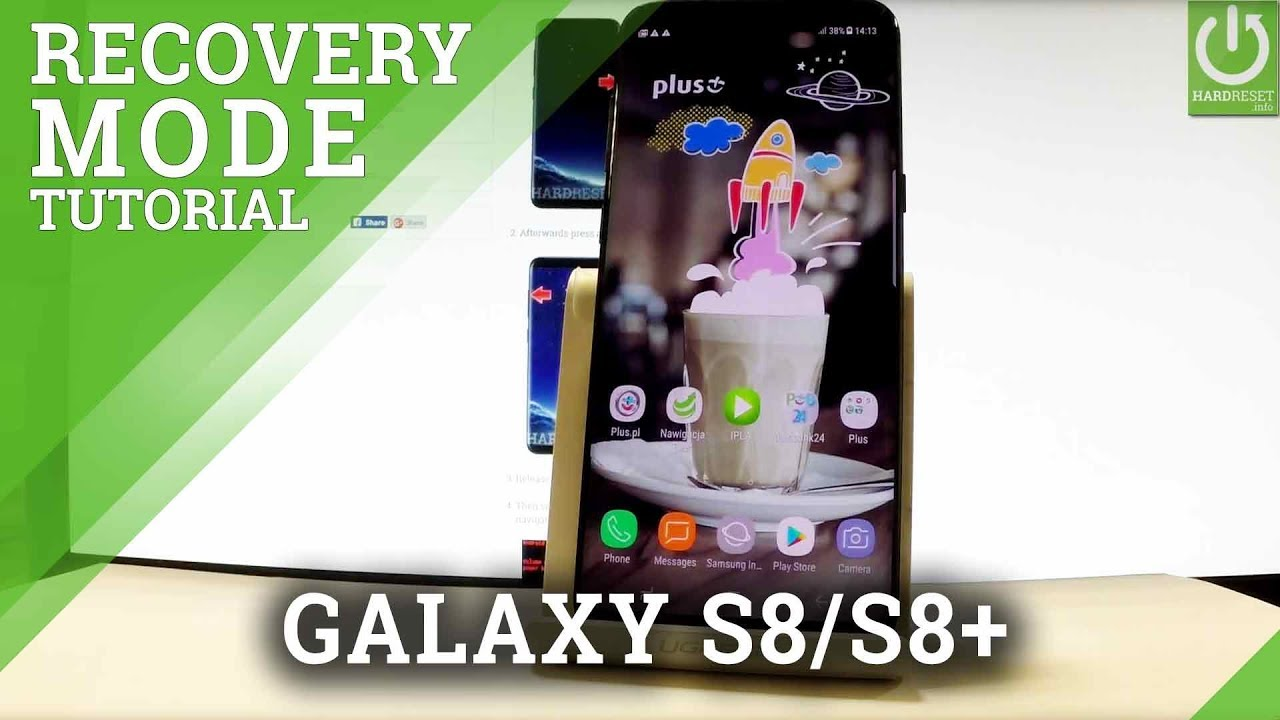 Recovery Mode SAMSUNG G950U Galaxy S8 MSM8998 - HardReset info