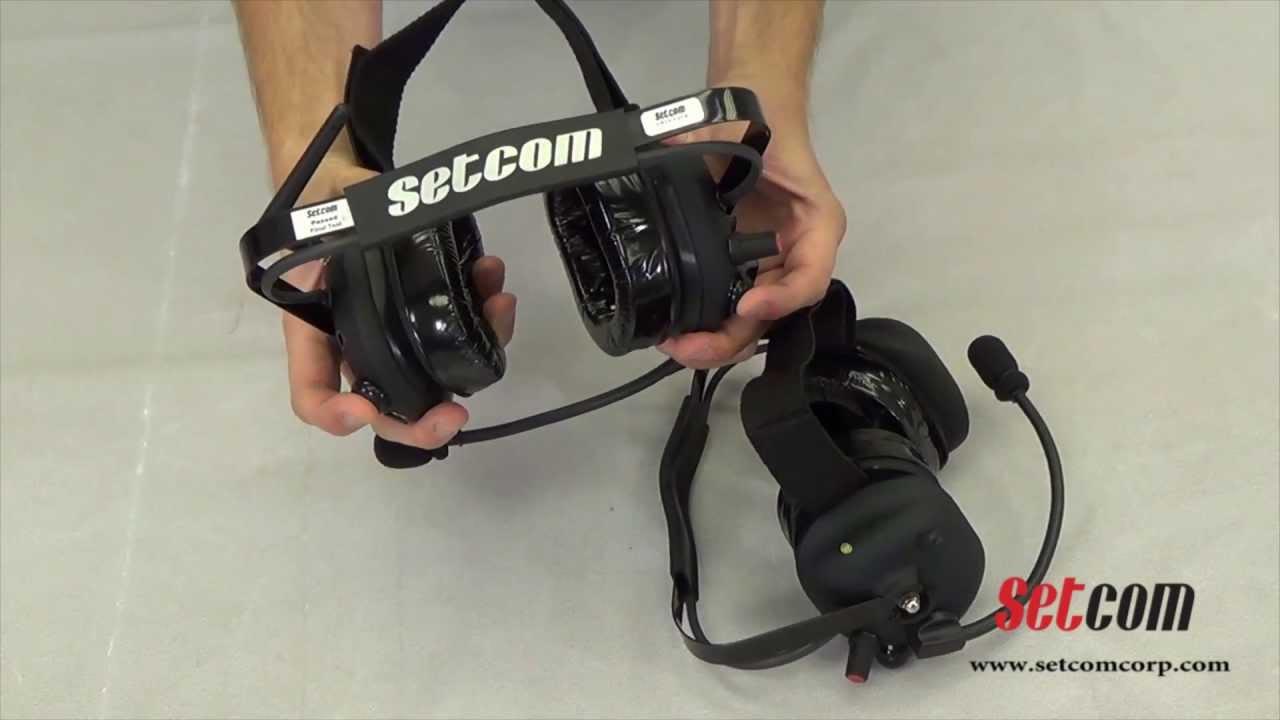 Download Setcom Liberator TwinTalk Pairing Instruction Video