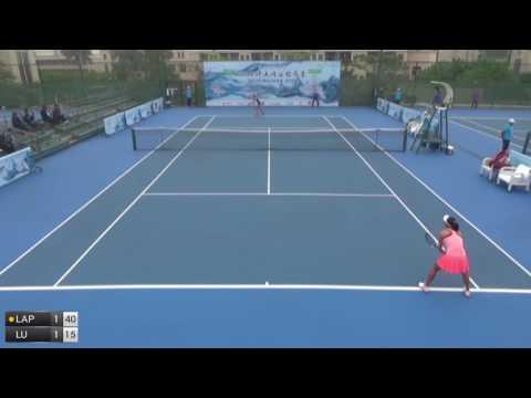 Lapko Vera v Lu Jing-Jing - 2017 ITF Shenzhen