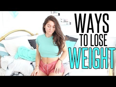 DIY 1 KG weight Loss With In 1 Day Now || 6 Tips For Lose Weight Simple