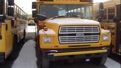 AmTran School Buses
