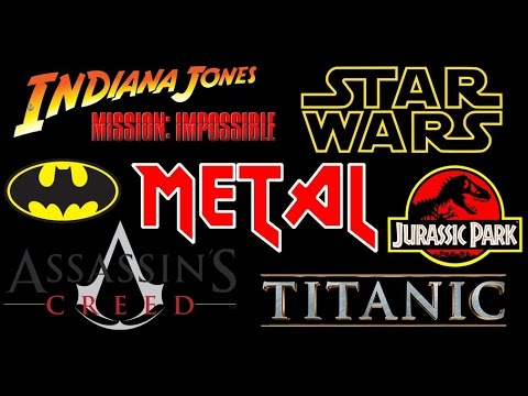 10 Theme Songs Gone Metal - Part 2