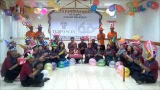 Video Hut PT Tempo Scan Yang Ke 60 PT Tempo Cab. Makassar download MP3, 3GP, MP4, WEBM, AVI, FLV Desember 2017