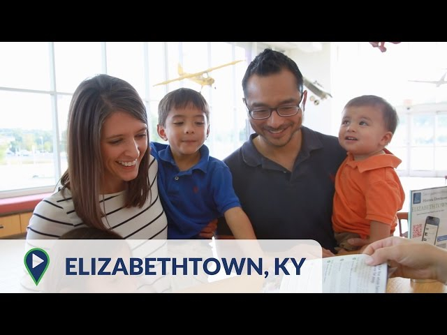 Life In Elizabethtown, Kentucky