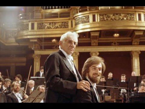 J.BRAHMS:PIANO CONCERTO No.2 Op.83 KRYSTIAN ZIMERMAN,L.BERNSTEIN,WIENER PHILHARMONIKER