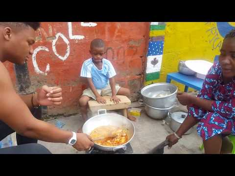 Food in Ghana