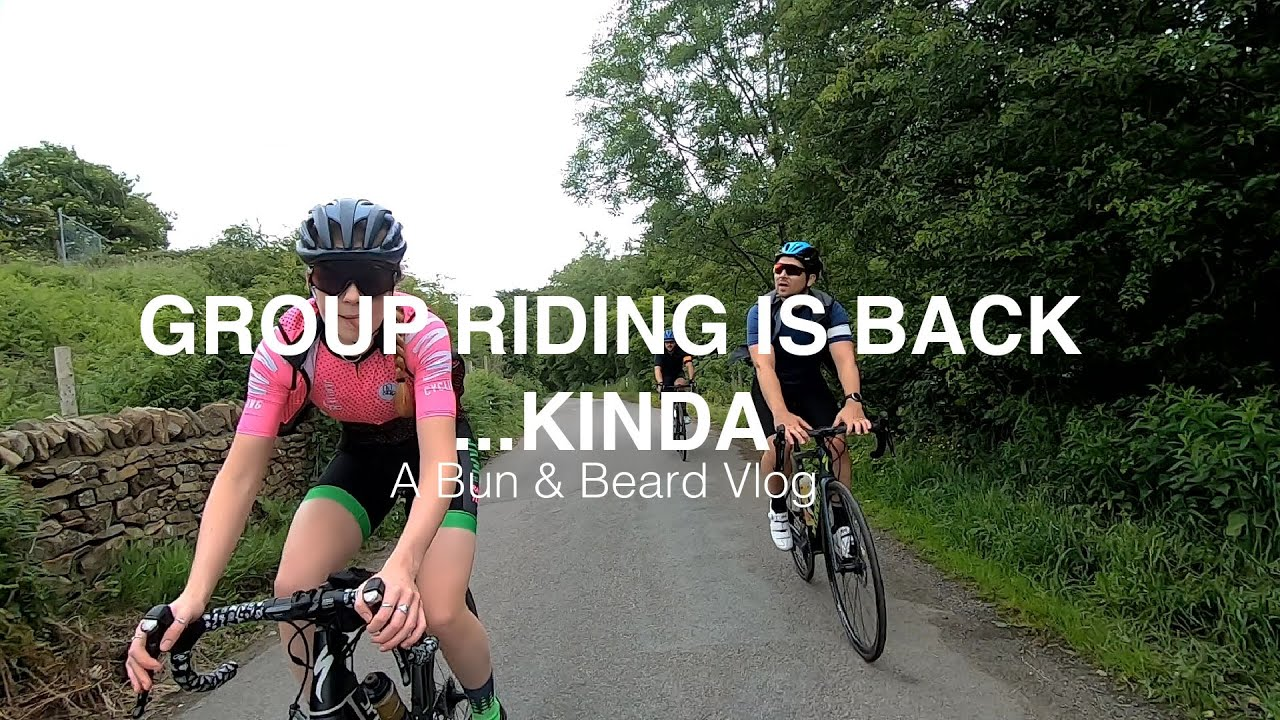 To group ride, or not to group ride, that is the question