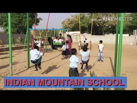 Swing area- INDIAN MOUNTAIN SCHOOL