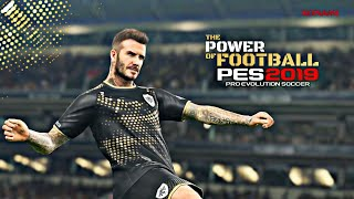 FTS 19 MOD PES 2019 Edition Android Offline 300mb Best Graphics New Update 2