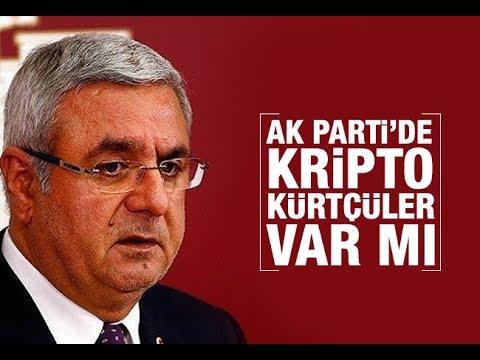Mehmet METİNER    AK Parti'de kripto Kürtçüler var mı