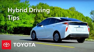 Toyota How-To: Hybrid Driving Tips | Toyota