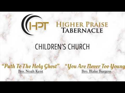 Children's Church | Jan 30, 2019 | Wednesday