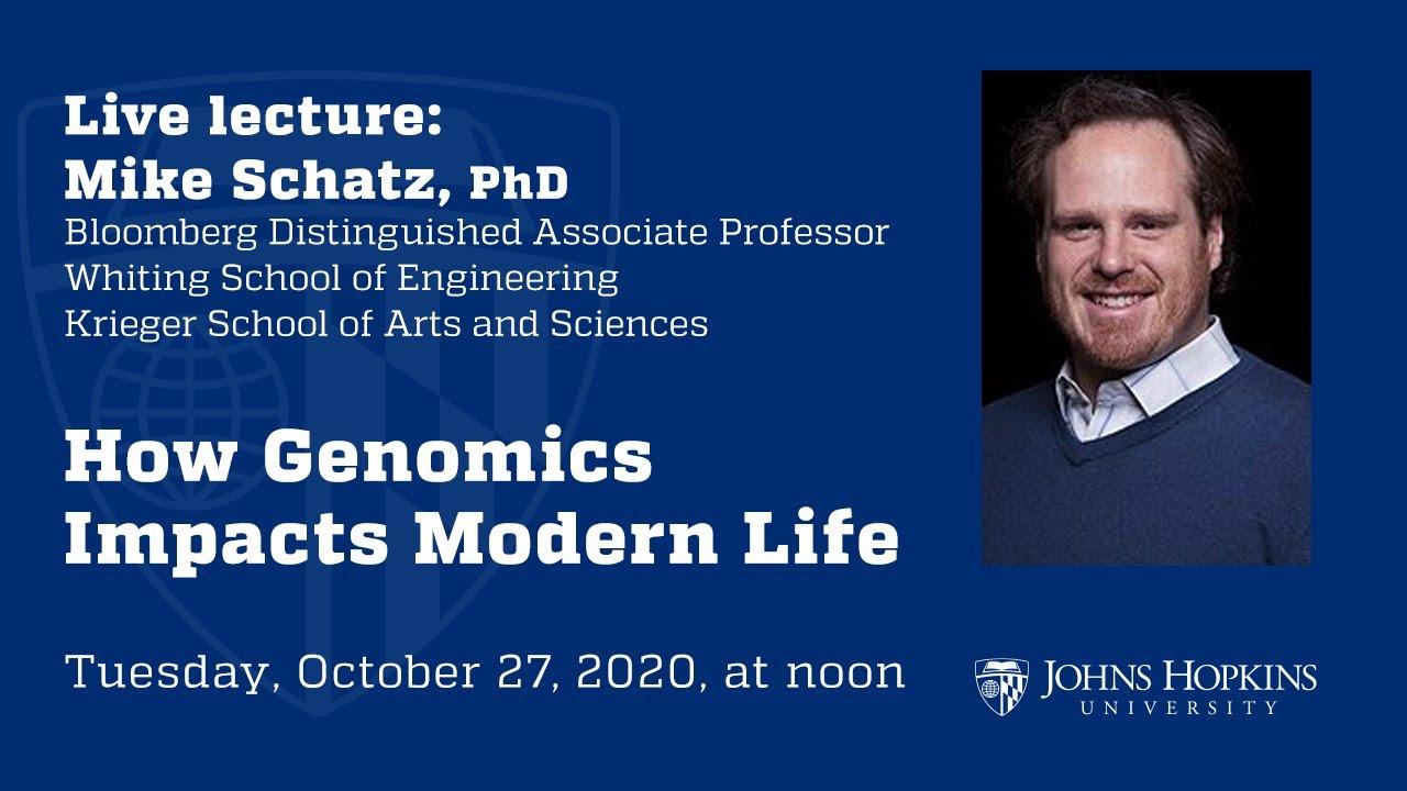Download How Genomics Impacts Modern Life