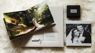 видео Свадебная фотокнига | изготовить фотокнигу | wedding book | фото свадебная книга на свадьбу